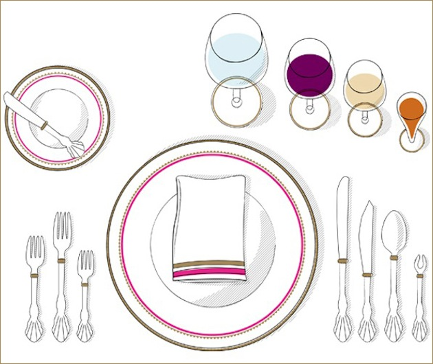 The Proper Place Setting Embellished Events Blog
